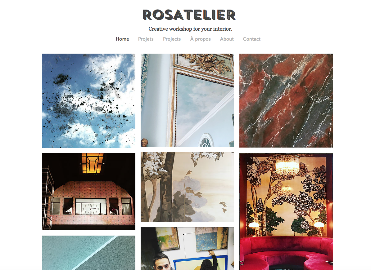 NEW COLLABORATION WITH ROSATELIER